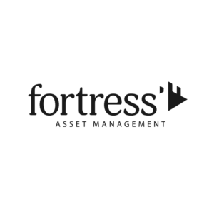 Fortress Asset Management Logo - fortress-black