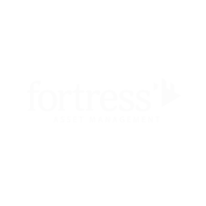 Fortress Asset Management Logo - fortress-white